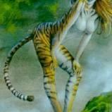 Женщина кошка