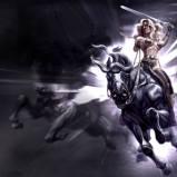 Ведьма на коне