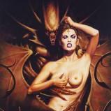 Ведьма и демон