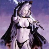 Ведьма с мечем
